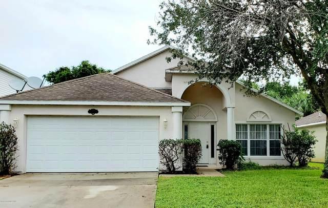 579 Macon Drive, Titusville, FL 32780 (MLS #888506) :: Premium Properties Real Estate Services