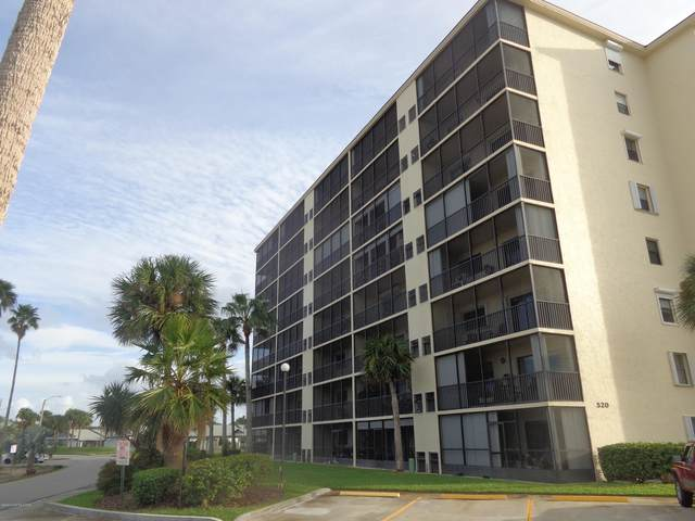 520 Palm Springs Boulevard #613, Indian Harbour Beach, FL 32937 (MLS #888527) :: Premium Properties Real Estate Services