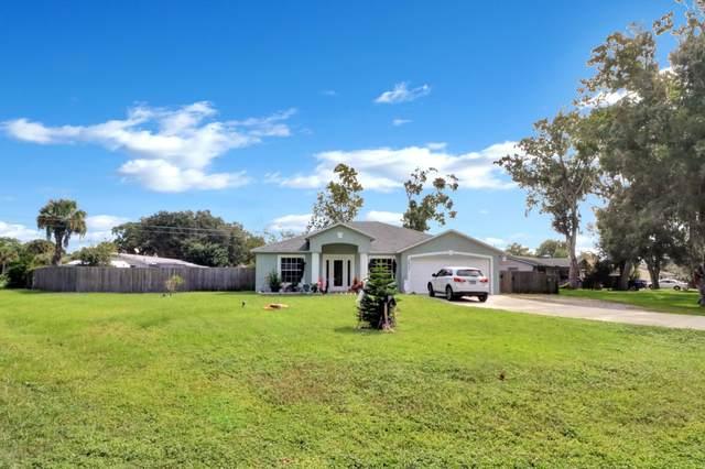 2603 Kumquat Drive, Edgewater, FL 32141 (MLS #888535) :: Premium Properties Real Estate Services