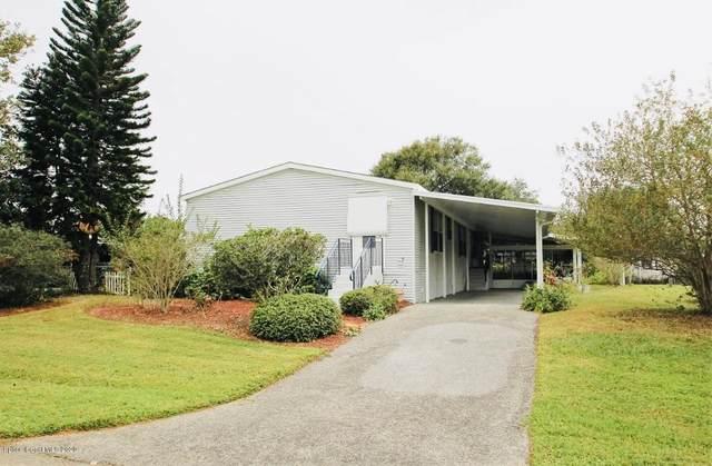 51 Paul Rene Drive, Melbourne, FL 32904 (MLS #888543) :: Premium Properties Real Estate Services