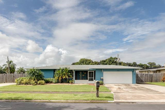 1425 Saturn Street, Merritt Island, FL 32953 (MLS #888569) :: Premium Properties Real Estate Services