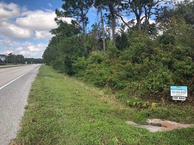6004 N Courtenay Parkway N, Merritt Island, FL 32953 (MLS #888576) :: Premium Properties Real Estate Services