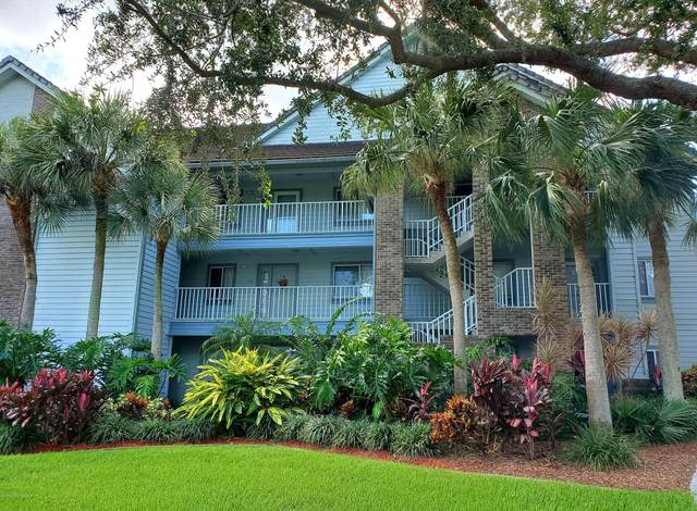 575 Shadow Wood Lane #214, Titusville, FL 32780 (MLS #888580) :: Coldwell Banker Realty