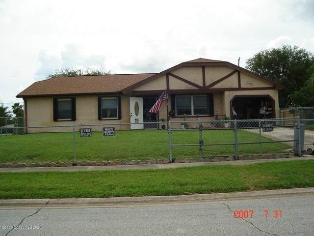 997 Cadillac Drive NE, Palm Bay, FL 32905 (MLS #888581) :: Blue Marlin Real Estate