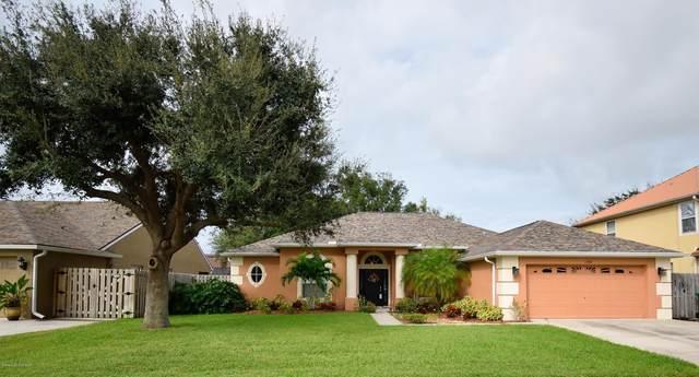 1360 Sanibel Lane, Merritt Island, FL 32952 (MLS #888587) :: Premium Properties Real Estate Services