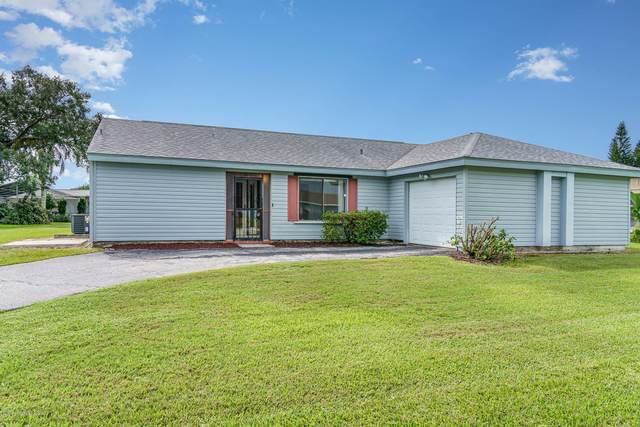 1378 Cromey Road NE, Palm Bay, FL 32905 (MLS #888588) :: Dalton Wade Real Estate Group
