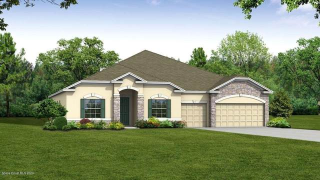 4692 Shannock Avenue, Merritt Island, FL 32953 (MLS #888589) :: Dalton Wade Real Estate Group