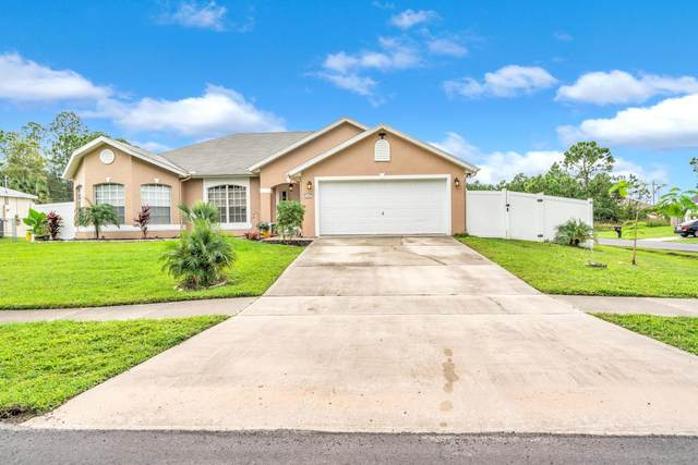 1052 Hutchins Street SE, Palm Bay, FL 32909 (MLS #888598) :: Premium Properties Real Estate Services
