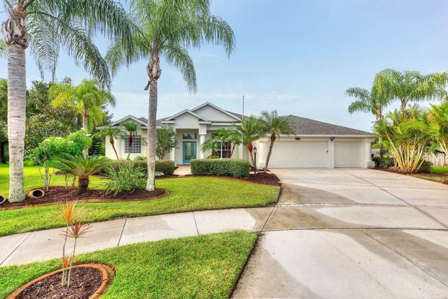 3830 Fringetree Lane, Melbourne, FL 32940 (MLS #888624) :: Premium Properties Real Estate Services