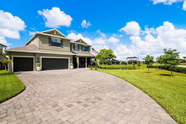 7400 Jazero Place, Melbourne, FL 32940 (MLS #888652) :: Premium Properties Real Estate Services