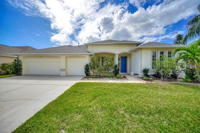 1187 Acappella Drive, Melbourne, FL 32940 (MLS #888665) :: Premium Properties Real Estate Services