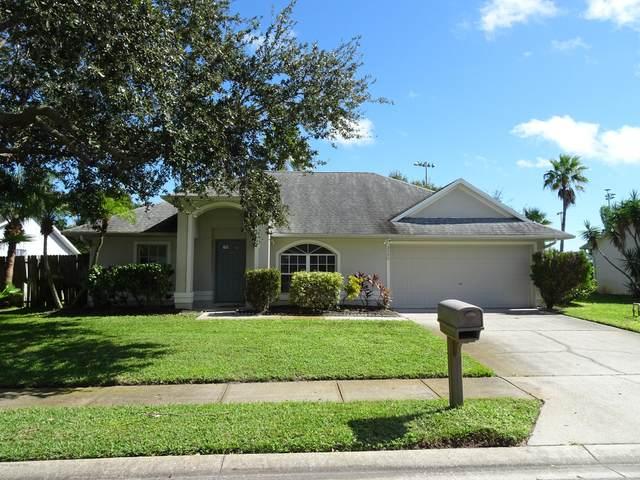 3590 Egret Drive, Melbourne, FL 32901 (MLS #888667) :: New Home Partners