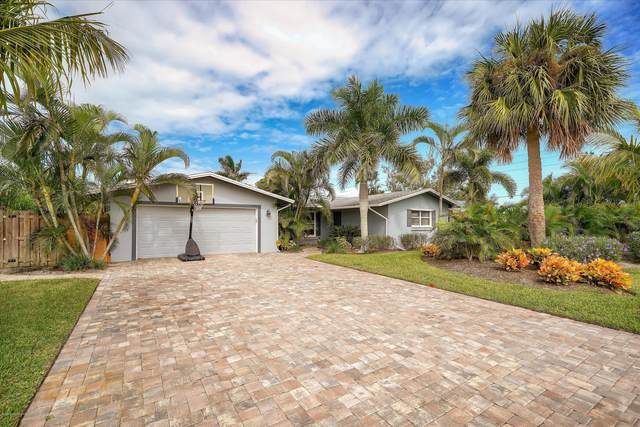 404 6th Avenue, Melbourne Beach, FL 32951 (MLS #888668) :: Engel & Voelkers Melbourne Central