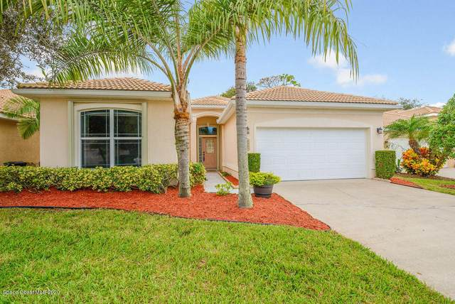 8066 Kingswood Way, Melbourne, FL 32940 (MLS #888669) :: Premium Properties Real Estate Services