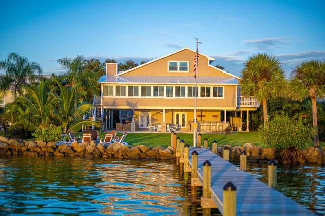 2942 Newfound Harbor Drive, Merritt Island, FL 32952 (MLS #888696) :: Premium Properties Real Estate Services
