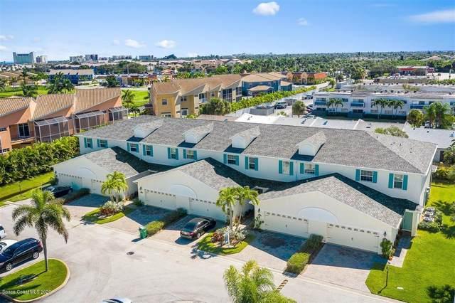 1009 Steven Patrick Avenue, Indian Harbour Beach, FL 32937 (MLS #888727) :: Engel & Voelkers Melbourne Central