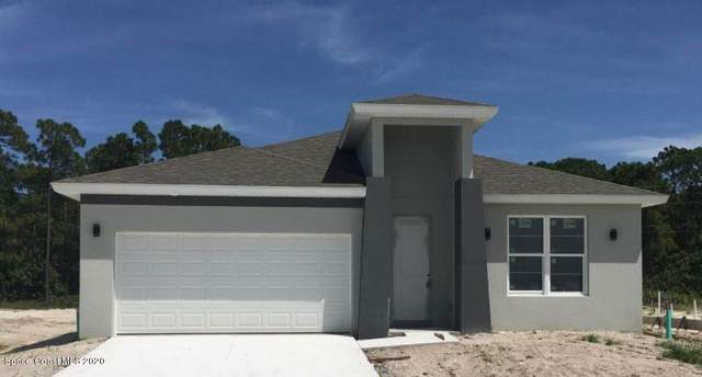 1100 Corbin Circle SW, Palm Bay, FL 32908 (MLS #888751) :: Coldwell Banker Realty