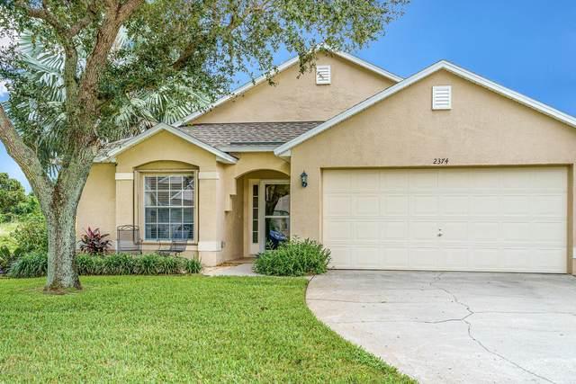 2374 White Sands Court NE, Palm Bay, FL 32905 (MLS #888760) :: Premium Properties Real Estate Services
