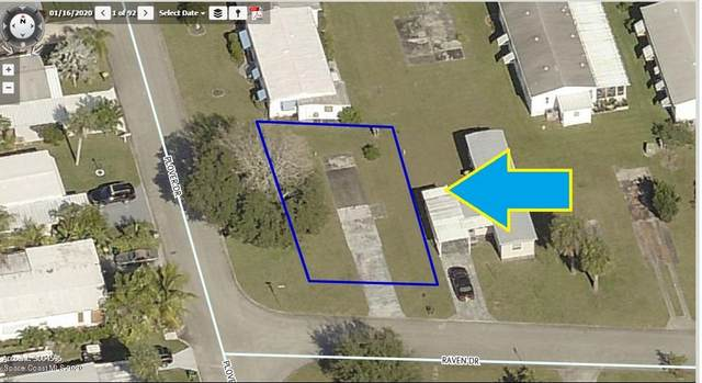406 Raven Drive, Barefoot Bay, FL 32976 (MLS #888762) :: Coldwell Banker Realty