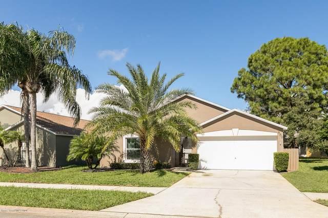 880 Villa Drive, Melbourne, FL 32940 (MLS #888763) :: Premium Properties Real Estate Services