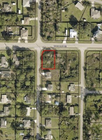 1360 Waco (Corner Of Vancouver Ave) Boulevard, Palm Bay, FL 32909 (MLS #888777) :: Armel Real Estate