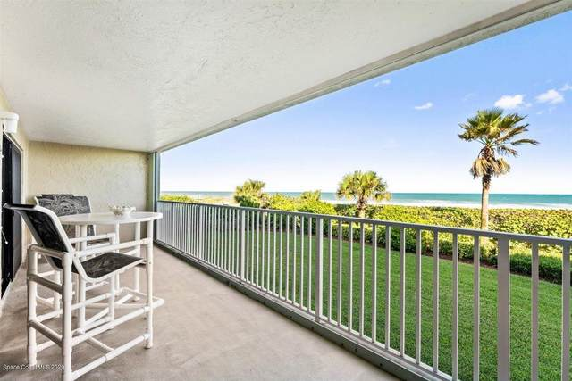 1525 S Atlantic Avenue #203, Cocoa Beach, FL 32931 (MLS #888782) :: Engel & Voelkers Melbourne Central