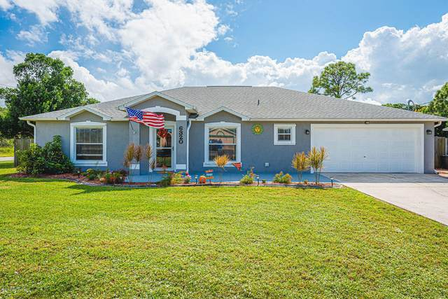 6320 Manila Drive, Cocoa, FL 32927 (MLS #888783) :: Blue Marlin Real Estate