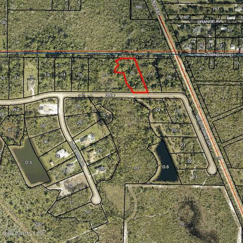 2582 Westhorpe Drive, Malabar, FL 32950 (MLS #888784) :: Coldwell Banker Realty