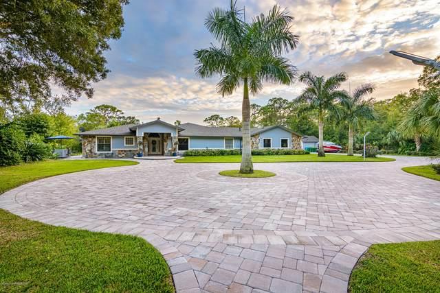 4085 Lake Washington Road, Melbourne, FL 32934 (MLS #888786) :: Armel Real Estate