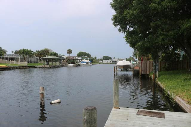 47 Westview Lane, Cocoa Beach, FL 32931 (MLS #888833) :: Engel & Voelkers Melbourne Central