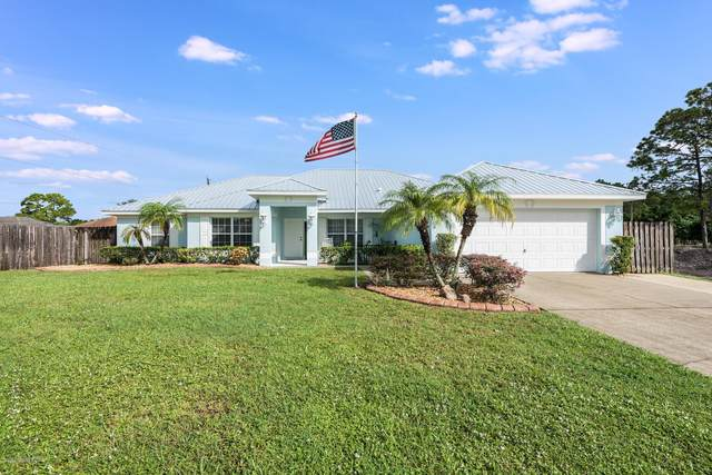 1821 Calmar Street NW, Palm Bay, FL 32907 (MLS #888834) :: Blue Marlin Real Estate