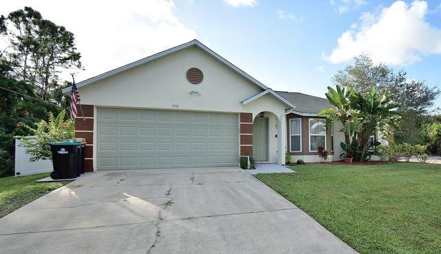 298 Joy Haven Avenue NW, Palm Bay, FL 32907 (MLS #888836) :: Coldwell Banker Realty