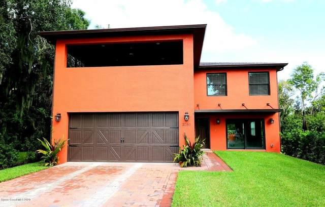 2280 Tanglewood Lane, Merritt Island, FL 32953 (MLS #888864) :: Engel & Voelkers Melbourne Central
