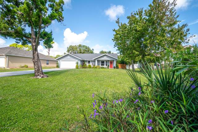 1770 Fowler Drive, Merritt Island, FL 32952 (MLS #888871) :: Engel & Voelkers Melbourne Central