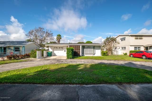 734 Ironwood Drive, Melbourne, FL 32935 (MLS #888875) :: Engel & Voelkers Melbourne Central