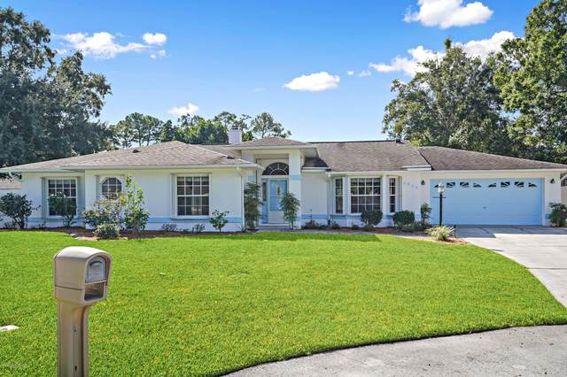 4865 Yew Court, Titusville, FL 32796 (MLS #888883) :: Engel & Voelkers Melbourne Central