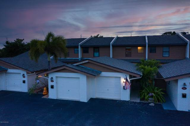138 Kristi Drive, Indian Harbour Beach, FL 32937 (MLS #888886) :: Engel & Voelkers Melbourne Central