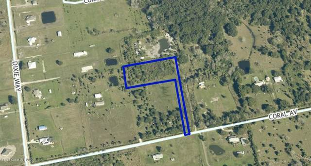 0 Coral Avenue, Mims, FL 32754 (MLS #888891) :: Engel & Voelkers Melbourne Central