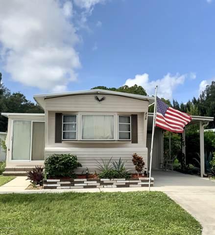 438 Holiday Park Boulevard NE, Palm Bay, FL 32907 (MLS #888896) :: Premium Properties Real Estate Services