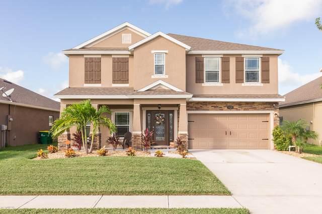 3946 Milner Court, West Melbourne, FL 32904 (MLS #888899) :: Premium Properties Real Estate Services