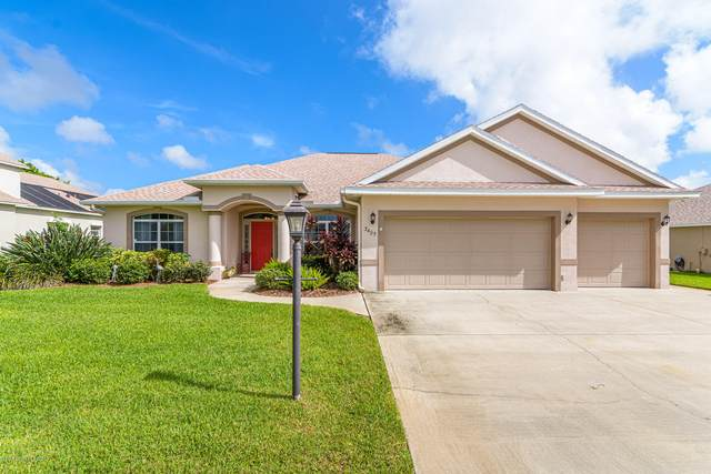 3495 Sunset Ridge Drive W, Merritt Island, FL 32953 (MLS #888912) :: Coldwell Banker Realty