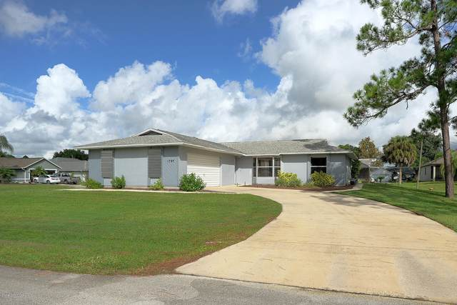 1797 NW Lambton Street NW, Palm Bay, FL 32907 (MLS #888926) :: Blue Marlin Real Estate