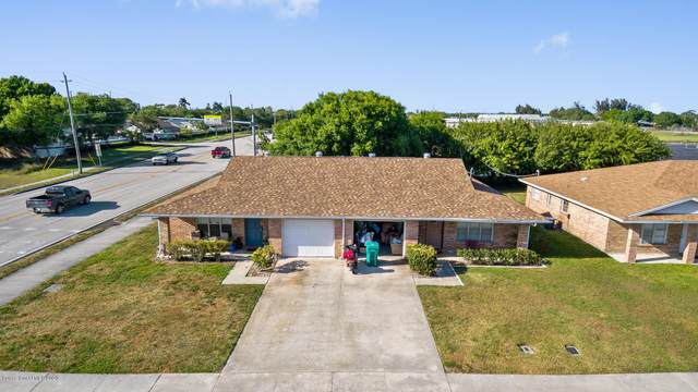 2066 Renee Place #0, Melbourne, FL 32935 (MLS #888945) :: Coldwell Banker Realty