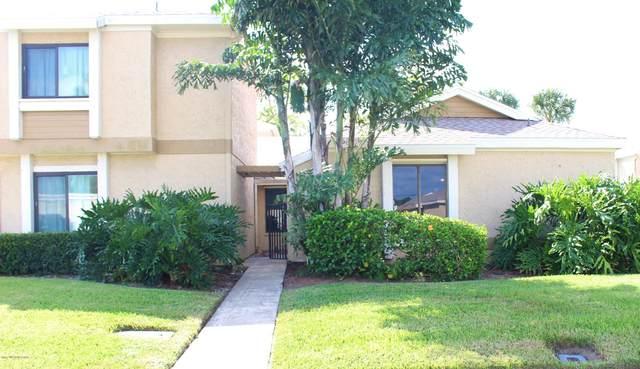 1461 Sheafe Avenue NE #106, Palm Bay, FL 32905 (#888958) :: The Reynolds Team/ONE Sotheby's International Realty