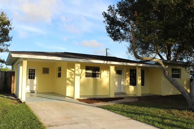 847 Mohawk Avenue, Melbourne, FL 32935 (MLS #888976) :: Coldwell Banker Realty