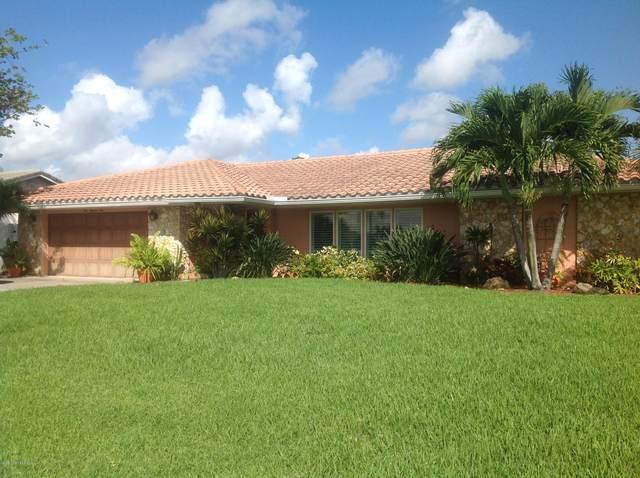 404 Red Sail Way, Satellite Beach, FL 32937 (MLS #888998) :: Premium Properties Real Estate Services