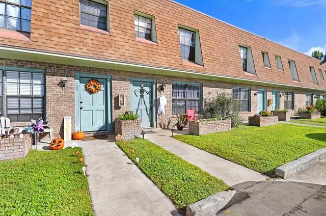 1301 Arlington Lane NE #106, Palm Bay, FL 32905 (MLS #889088) :: Engel & Voelkers Melbourne Central