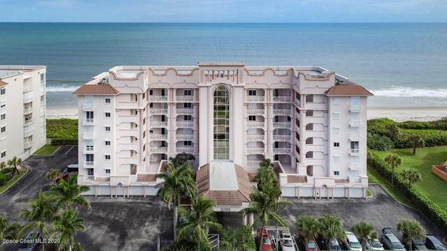 2095 Highway A1a #4702, Indian Harbour Beach, FL 32937 (MLS #889099) :: Engel & Voelkers Melbourne Central