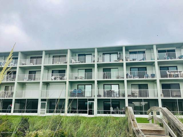 1515 S Atlantic Avenue #402, Cocoa Beach, FL 32931 (MLS #889108) :: Engel & Voelkers Melbourne Central