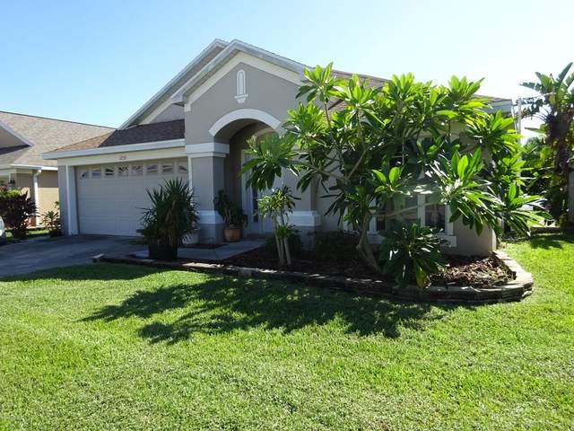 1255 Potomac Drive, Merritt Island, FL 32952 (MLS #889120) :: Armel Real Estate